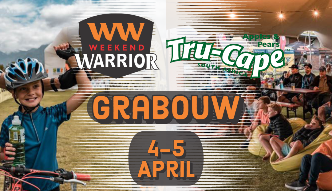Weekend Warrior: Grabouw sponsored by Tru-Cape!